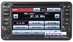 Auto-DVD-Spieler für Suzuki Jimny Stereo GPS Navigation