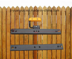 Accessoires de sièges de glissière de siège transversale