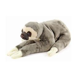 La paresse en forme d'animaux en peluche en peluche personnalisé de gros coussins de fauteuil