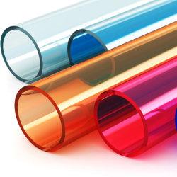 Comercio al por mayor tubo acrílico de alta calidad con alta dureza