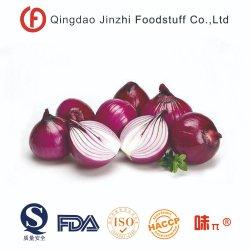 La nouvelle récolte fraîche d'oignon rouge chinois