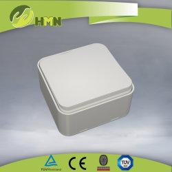 10A EU 標準 PC 白色プラスチック表面実装 1 トラック 2 ウェイプッシュボタン式電気壁スイッチ