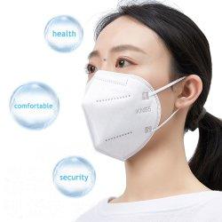 KN95 Máscara Médica FFP2 descartáveis de Proteção Respirador Máscara facial