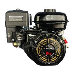 4-course du vérin unique générateur 6.5HP OHV Essence/moteur à essence industrielle