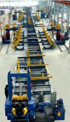 비 천장 기중기 H 광속 생산 라인 교류