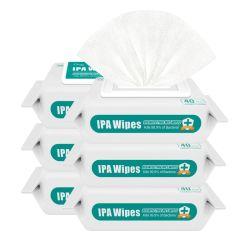 Одноразовые 75% спирта рукой дезинфицирующее средство влажных салфеток антисептическое санации ткани