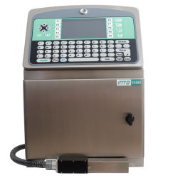 Industrieller Tintenstrahl-Drucken-Maschinen-kontinuierlicher Tintenstrahl-Drucker des Tintenstrahl-Drucker-Vx600 für das Codieren auf Plastikflaschen-Aluminiumdose