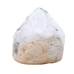 Большие чистые стеклоомыватели прочного сетка прачечная мешки с запираемым кулиска для обеспечения большой одежды Delicates