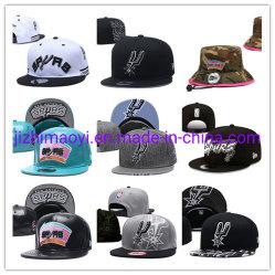 샌안토니오 스퍼스 고품질 주문 옥외 남녀 공통 야구 스포츠 모자 형식 모자