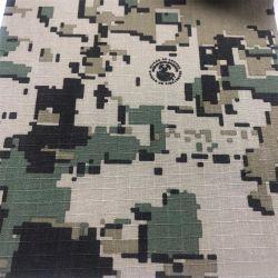 Douane die de Militaire Stof van het Jasje in Camouflage afdrukken