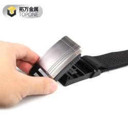 Utilitaire de boucle magnétique automatique quotidienne tactique pour les hommes de la courroie en nylon