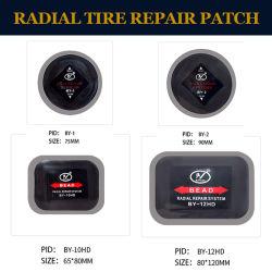 Boyuan パッチ修理パッチおよびラジアルタイヤの補強パッド 自転車用の真空タイヤは電気自動車 65*80 の正方形を電気自動車する