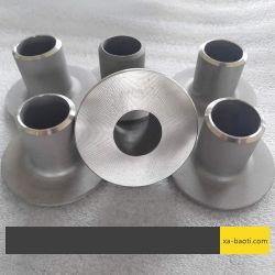 티타늄 합금 버트 용접 SCH 10 40 80 MSS 유형 밀 스터브 끝
