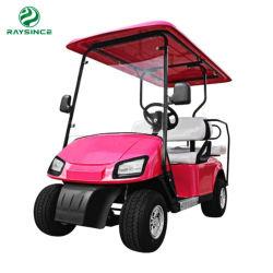 مصنع كينجداو الصينى يوفر عربة جولف ذات مقعدين مباشرة جاهز للشحن على متن عربة الجولف