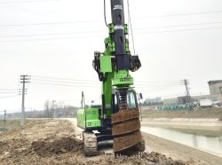 Kr50 地球掘削機掘削装置オーガドリル機械掘削穴 掘削機械の価格