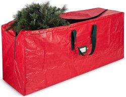 Водонепроницаемый материал искусственный Рождество помещается до 7,5 ножной праздник Xmas разобрать дерева мешок для хранения данных