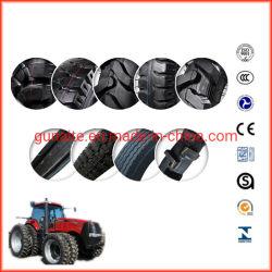 Tractor de ruedas de nylon del neumático delantero el sesgo de la agricultura de los neumáticos el neumático 13.6-38 6.50-14 6.50-16