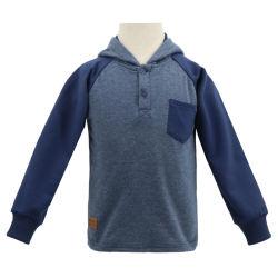 도매 아이 귀여운 최신 아기는 소년 셔츠를 위해 두건이 있는을%s 가진 고품질 아기를 입는다
