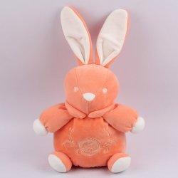 قلادة ناعمة وثيرة بطول 15 سم لعبة أرنب محشو بالحيوان