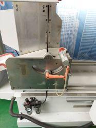 Ljz2-CNC-450X4600 Double-Head vio CNC Máquina de corte de material de aluminio para el corte de materiales de la ventana de aleación de aluminio