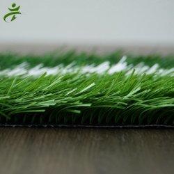 تقليد ممتاز زائف حديقة مصطنعة اصطناعية العشب الصناعى أرضية سجادة مفروشة بالسجاد لتتخضير ملاعب كرة القدم الرياضية