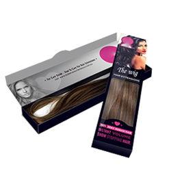 Custom макияж Wig прав природных соткать добавочный номер упаковки флакона духов эфирного масла цветочный салон красоты - клапанный зазор упаковка помады комплект Eyelash волос в салоне