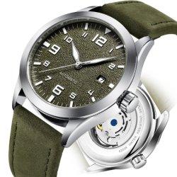 Fabricante de Ginebra impermeable reloj automático