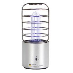 소형 USB 가벼운 공기 정화기 UV 소독 살균 램프 오존 UV-C 램프 휴대용 책상 테이블 UV UVC 살균 램프