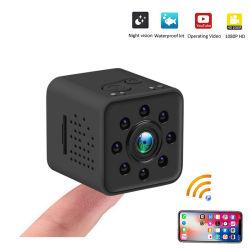 Mini appareil photo appareil photo WiFi SQ13 SQ23 SQ11 SQ12 Full HD 1080P Shell étanche de vision nocturne Capteur CMOS de caméscope de l'enregistreur