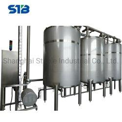 Sistema di pulizia automatica in posizione (CIP)/sistema serbatoio di pulizia/pulizia in Posizionare (CIP) macchinari per impianti alimentari