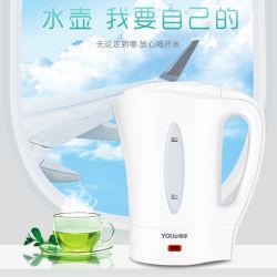 Bollitore elettrico blu per la selezione di latte, Miele, tè, caffè e acqua bollente