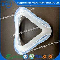 Pièces en caoutchouc de silicone liquide transparent