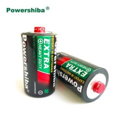 Powershiba HochleistungsUm 1 trockene Zellen-Batterie