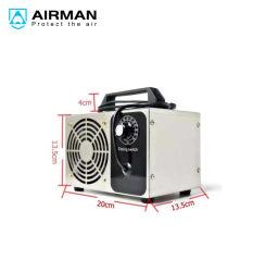 Faible coût 5g purificateur d'air en acier inoxydable Disinfector stérilisateur Amlm générateur d'ozone-01A5 pour le résidentiel, commercial, l'utilisation de l'industrie