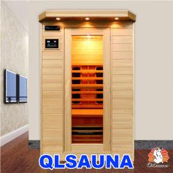 De infrarode Sauna van de Persoon van de Verwarmer van de Cabine van de Sauna Ceramische G2t 2