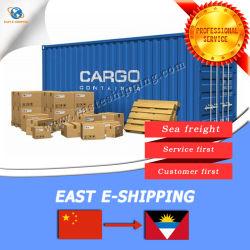 Zuverlässige China-Seefracht zu Antigua und zu Barbuda