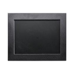 شاشة TFT LCD بحجم 8 بوصات مزودة بشاشة لمس منشار مع VGA و DVI