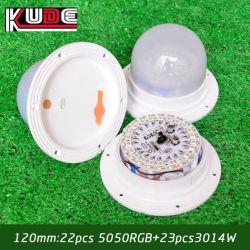 Mechas Lámpara LED para iluminación de eventos de muebles de origen bajo la mesa Lámparas de luces