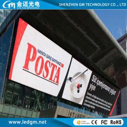 Luminosité élevée de plein air de qualité Super pleine couleur P10/P16/P20 Afficheur à LED pour panneau de l'écran de la publicité