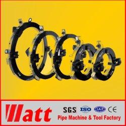 L Dividir marco de la máquina de corte y biselado de tuberías