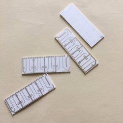 Dickschicht-Schaltkreis Aus Keramik Mit Hoher Leistung
