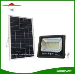 10W/25W/40W/60W/100W/200W/300W Jardin haute puissance éclairage de sécurité Projecteur solaire LED avec télécommande