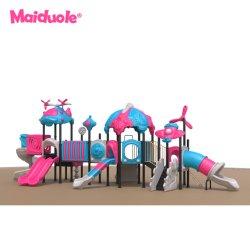 2019 Nouveau terrain de jeux de plein air Arrivel nouvelle conception de l'équipement d'enfants Diapositive
