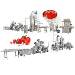 소량 자동적인 음식 토마토 생산 라인을 만드는 감미로운 풀 기계 토마토 페이스트 케첩