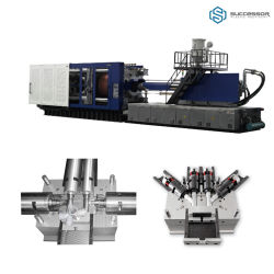 680ton PVC管付属品の射出成形機械