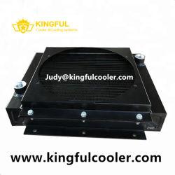 Aangepaste nieuw-ontwerp-hydraulisch-olie-Koeler voor de Machines van de Bouw