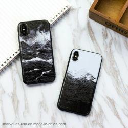 새로운 형식 동향 iPhone를 위한 먼지 저항하는 TPU 전화 덮개 케이스 이동 전화 부속품