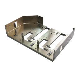 Précision en aluminium en acier inoxydable Pièces de coupe au laser Métal en feuille