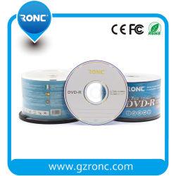 Ronc 4.7GB 16Xのバージンの物質的な印刷のブランクDVD-R