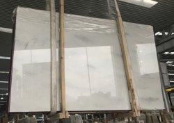 Polido de pedra natural/aperfeiçoou/antique/Sandblasted Nova laje de mármore branco Orientais para interiores/ piscina/ floor/decoração de paredes/plano de fundo